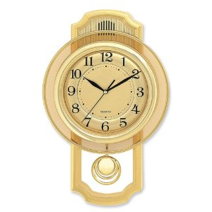 Musical Pendulum Wall Clock