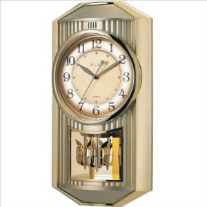 Decorative Kassel Melodies in Motion Wall Clock