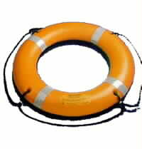 Type IV Life Ring Buoy